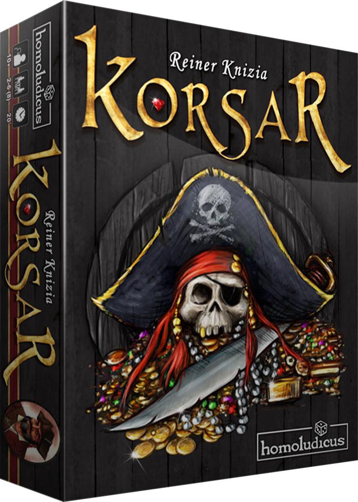 Adelante piratas korsar ya est llegando a las tiendas for 10 negritos juego de mesa