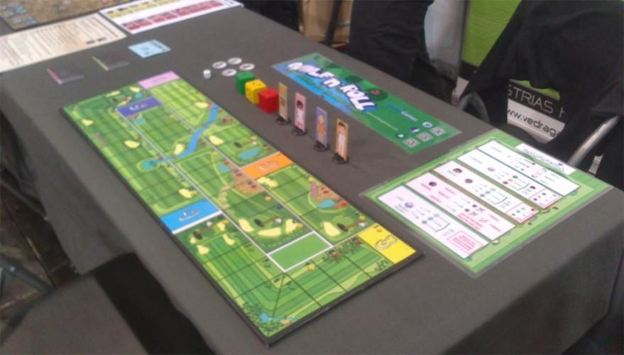 Juegos De Mesa Golf Archivos Consola Y Tablero