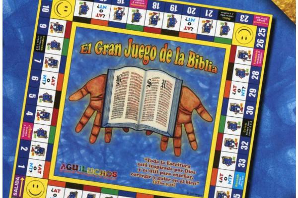 C mo son los juegos de mesa religiosos consola y tablero for La resistencia juego de mesa