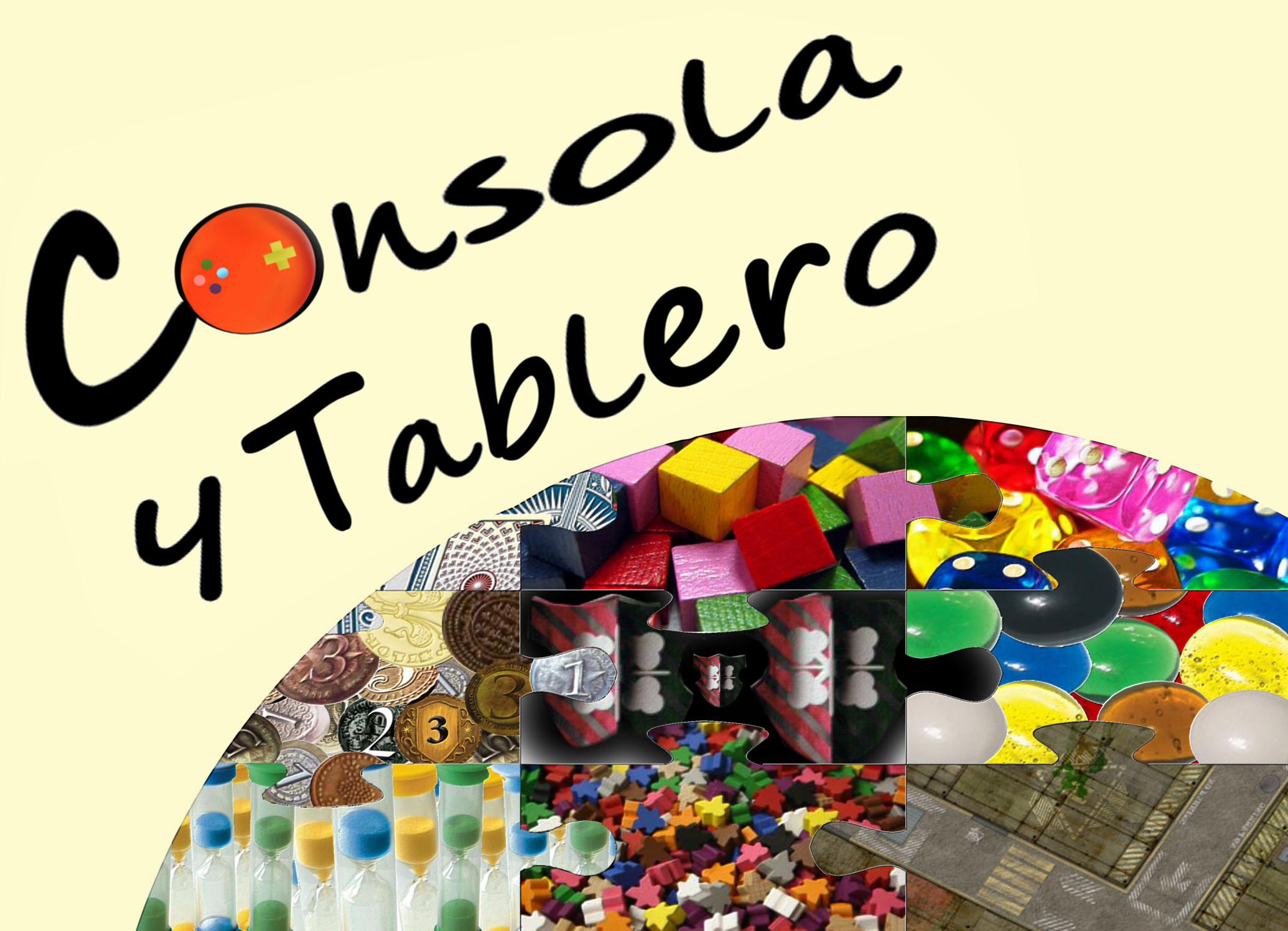 Consola y tablero