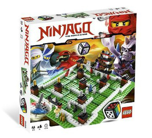 El universo de los juegos de mesa de lego segunda parte - Jeux de ninjago gratuit lego ...