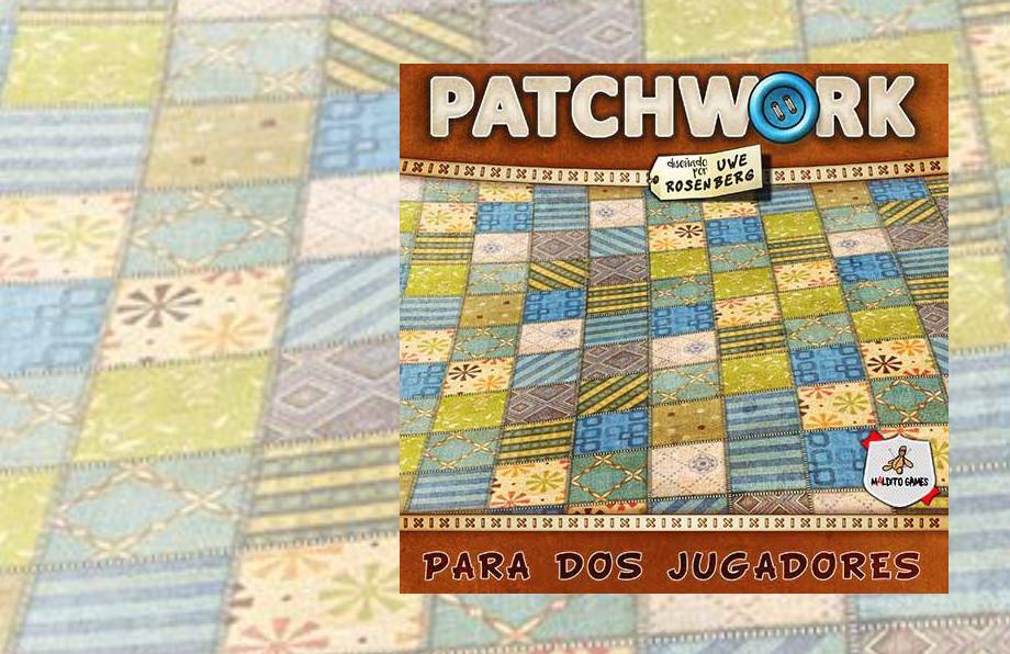 Resultado de imagen de Patchwork juego