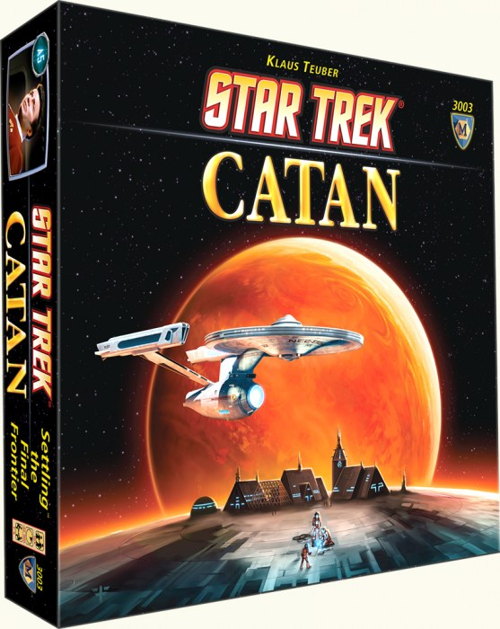 Catan Stark trek