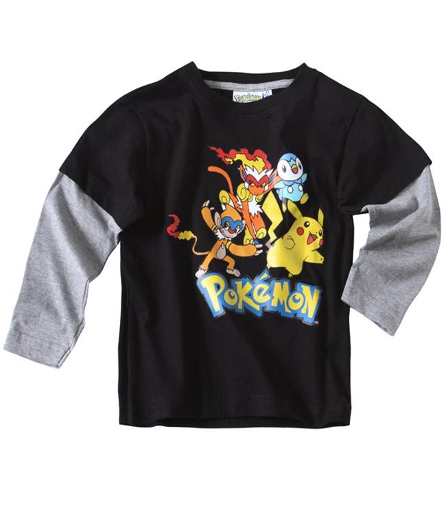 Camisetas Pokémon