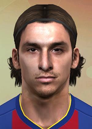 Ibrahimovic PES 2010