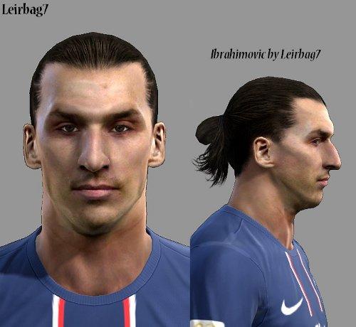 Ibrahimovic PES 2013