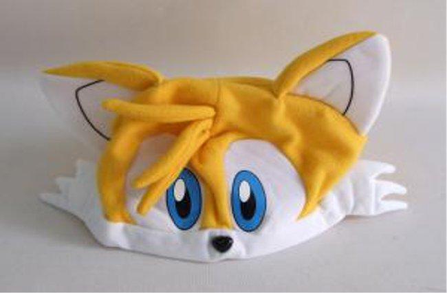 Gorro Tails