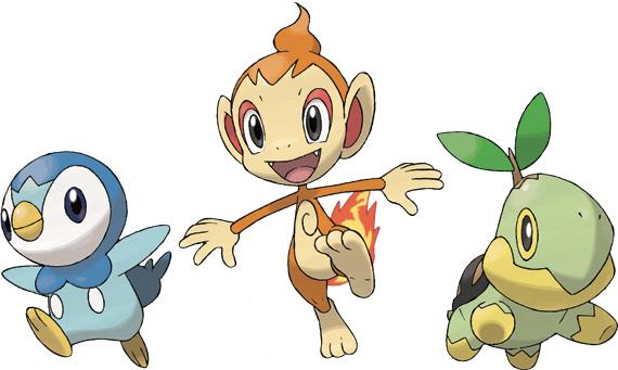 Pokemon Cuarta Generacion
