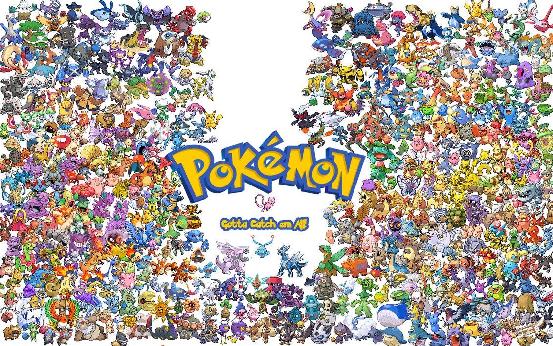 Pokemon todos