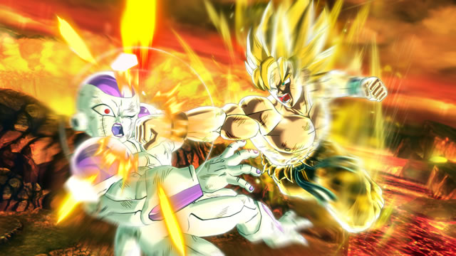 Dragon Ball New Project Imagenes