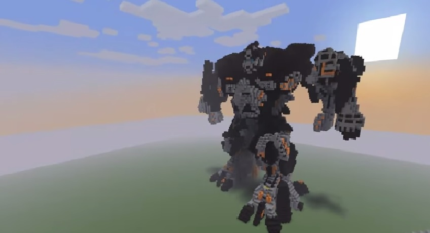Minecraft Ironhide