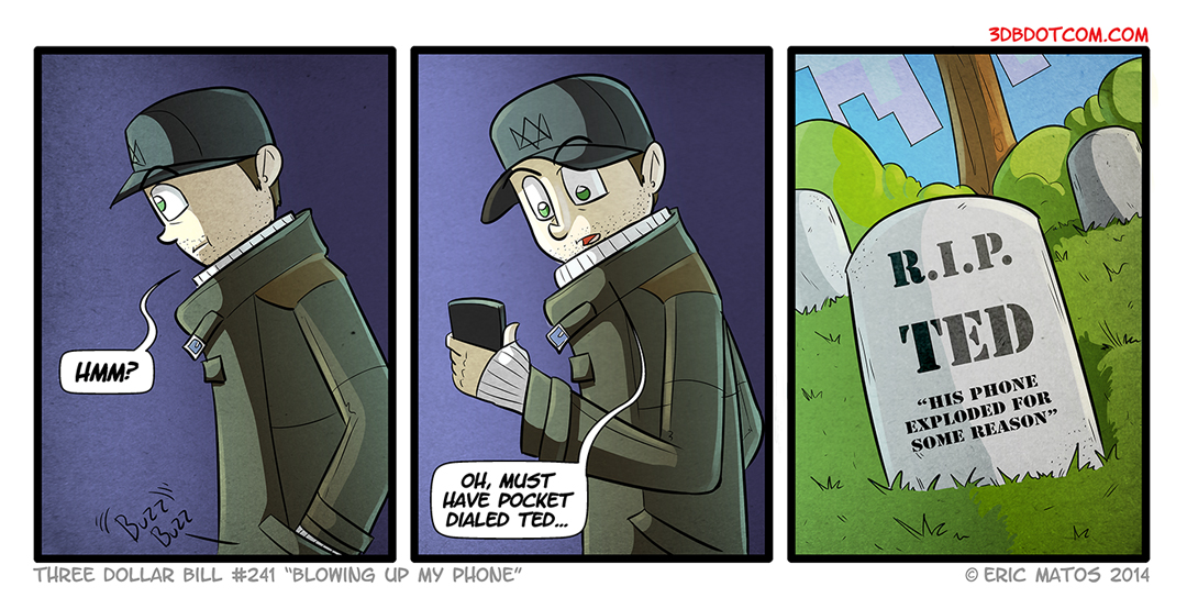 Humor Watch Dogs