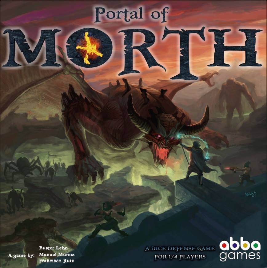 Portal of Morth juego4