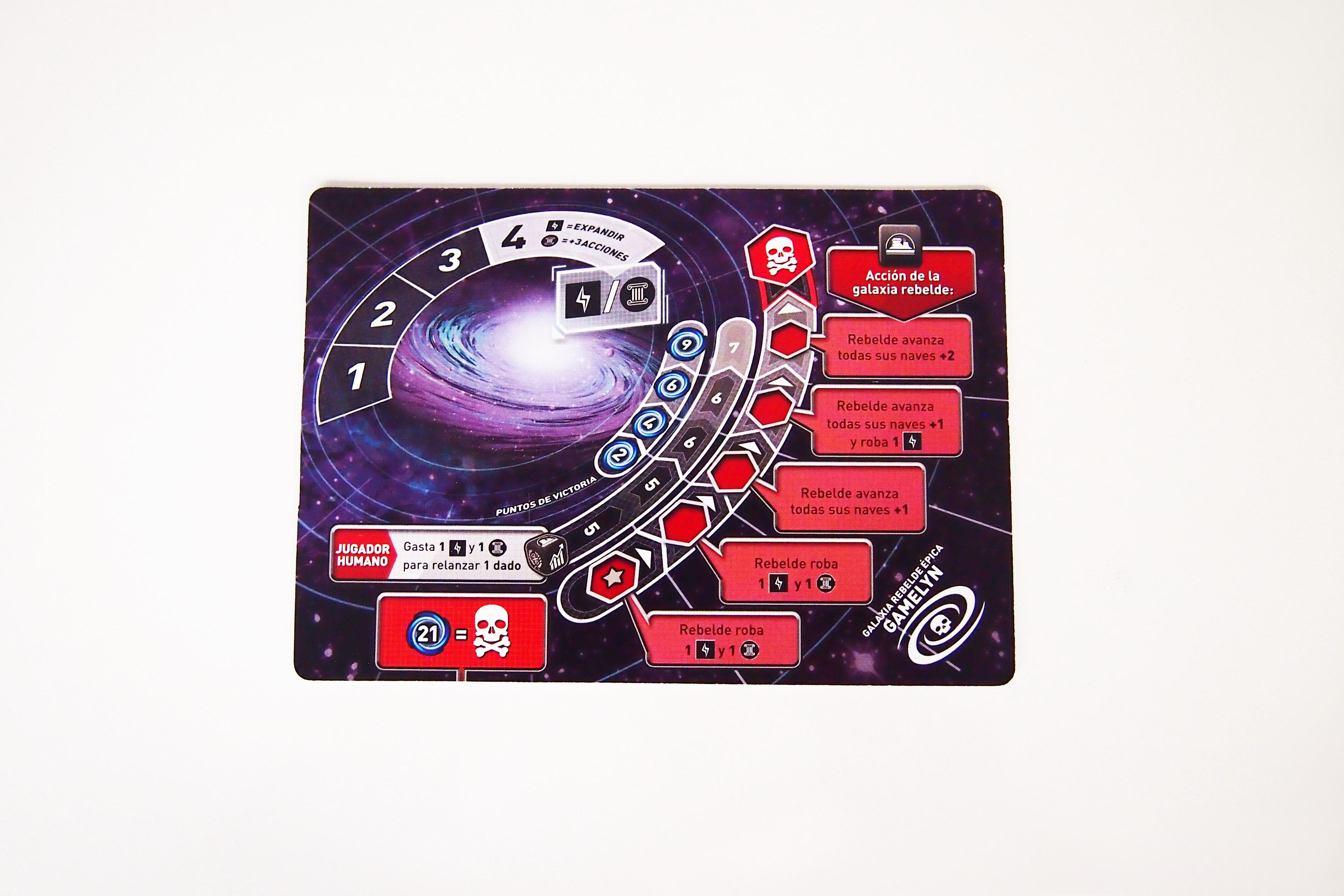 Pequeñas Grandes Galaxias permite disfrutar de partidas individuales.