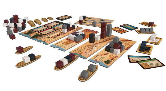 Imhotep juego