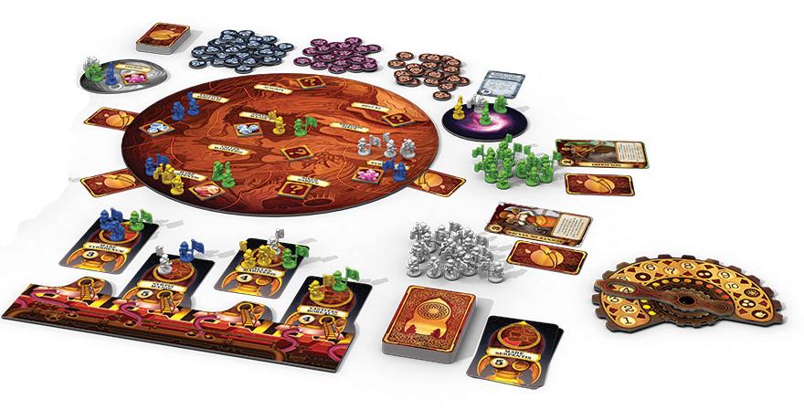 Mision Planeta Rojo nueva edicion