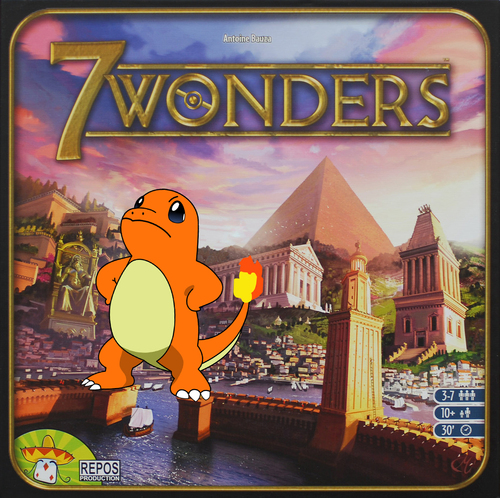 7 Wonders Pokemon