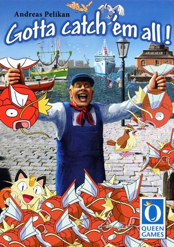 Cash a Catch Pokemon