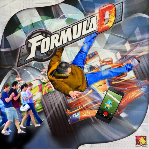 Formula D pokemon