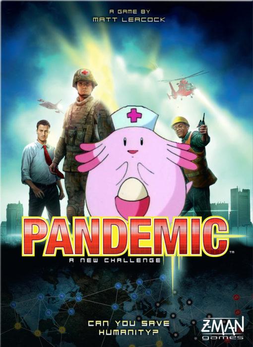 Pandemic Pokemon