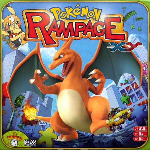 Rampage Pokemon