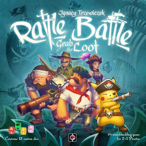 Rattle Battle Pokemon