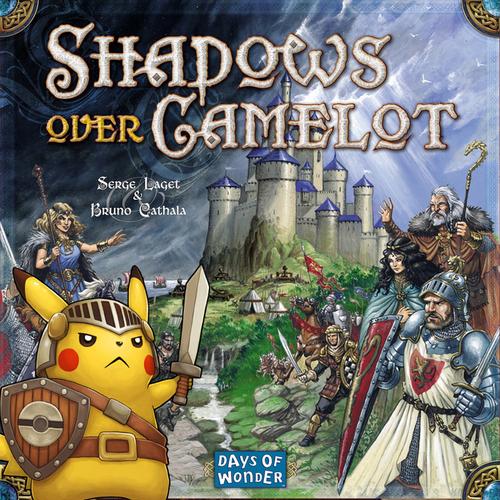Shadows Over Camelot Pokemon