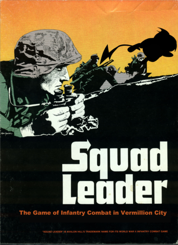 Squad Leader Pokemon