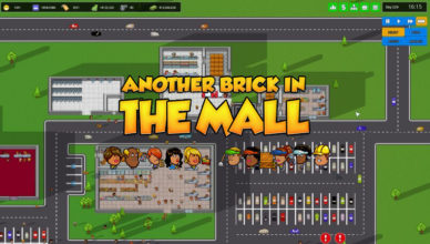 Another Brick in the Mall review