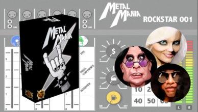 Metalmanía