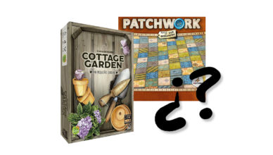 Cottage Garden Patchwork