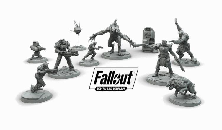 juego de mesa Fallout