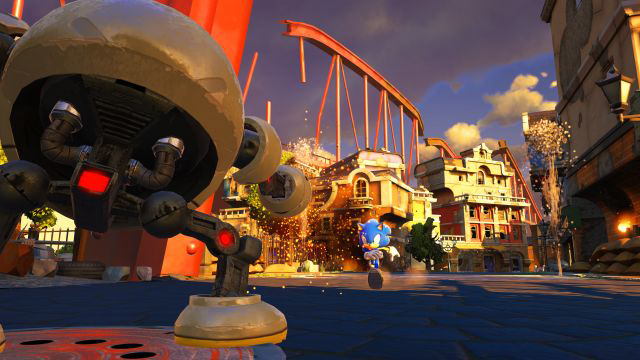 Sonic Forces juego