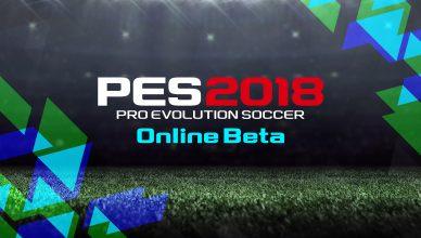 beta de PES 2018