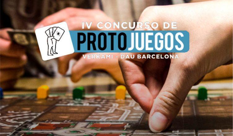 IV Concurso Protojuegos Verkami