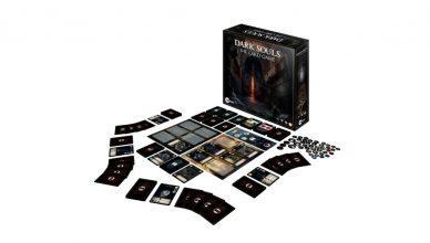 juego de cartas Dark Souls
