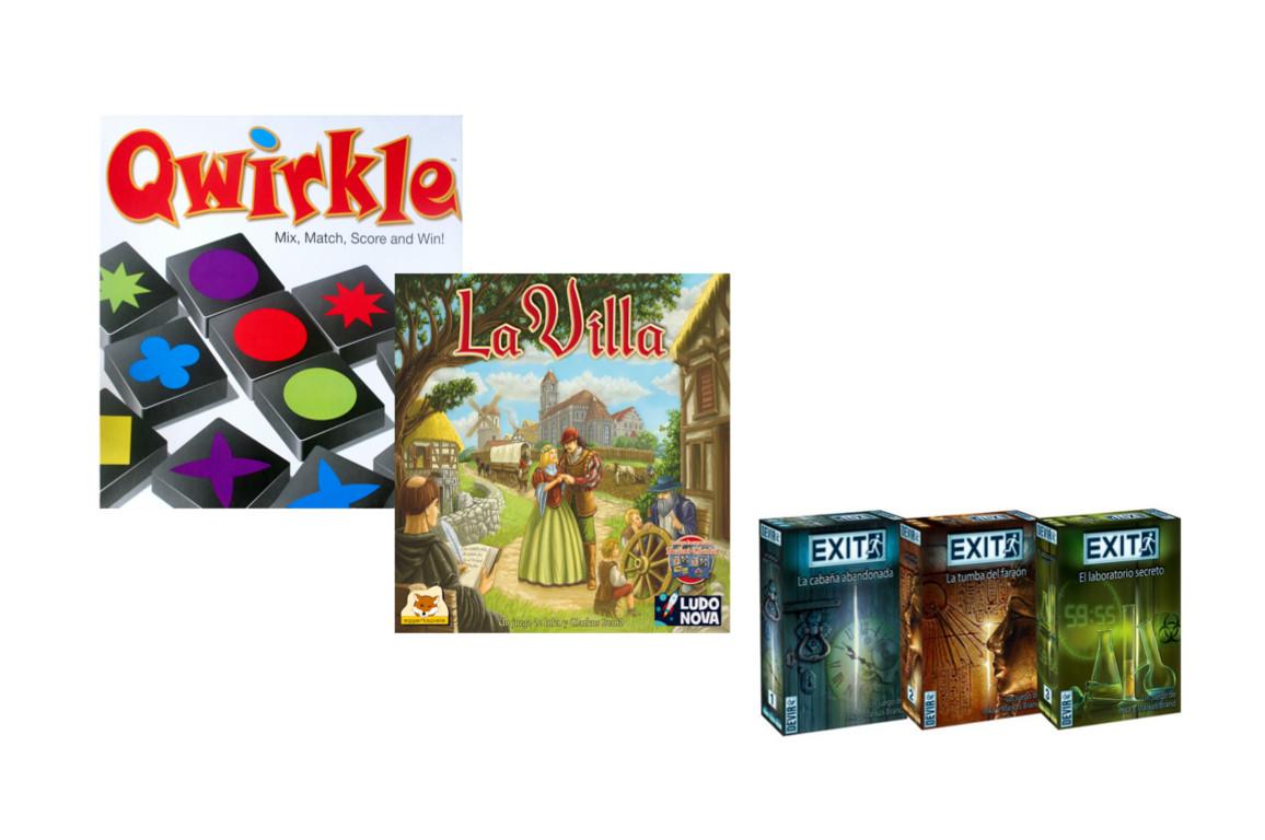 autoras juegos de mesa