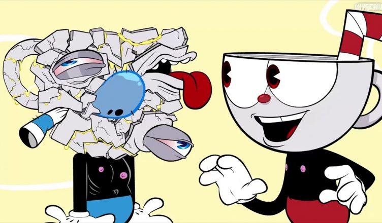 Cuphead Cartoon