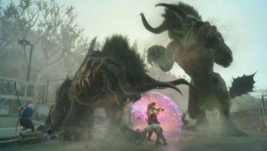 Final Fantasy XV multijugador
