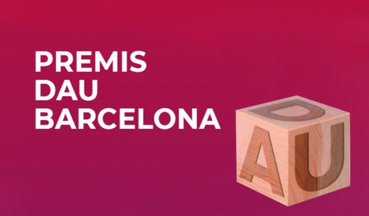 Premis DAU Barcelona 2017