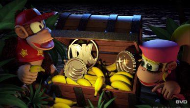 Donkey Kong Country 2 HD
