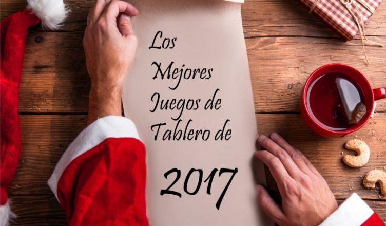 mejores juegos de tablero 2017