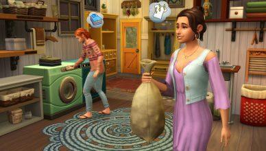 Los Sims 4 Día de Colada