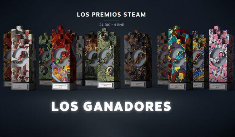 Premios Steam 2017