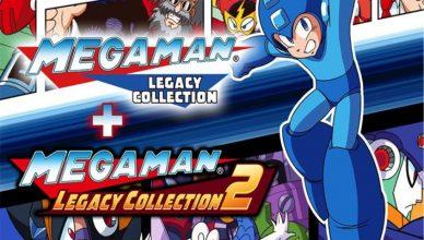 Mega Man Legacy Collection 1 y 2