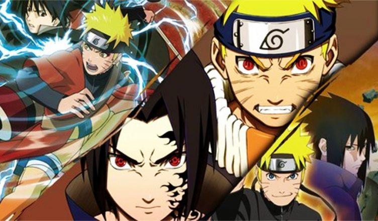Naruto Shippuden Ultimate Ninja Storm Series