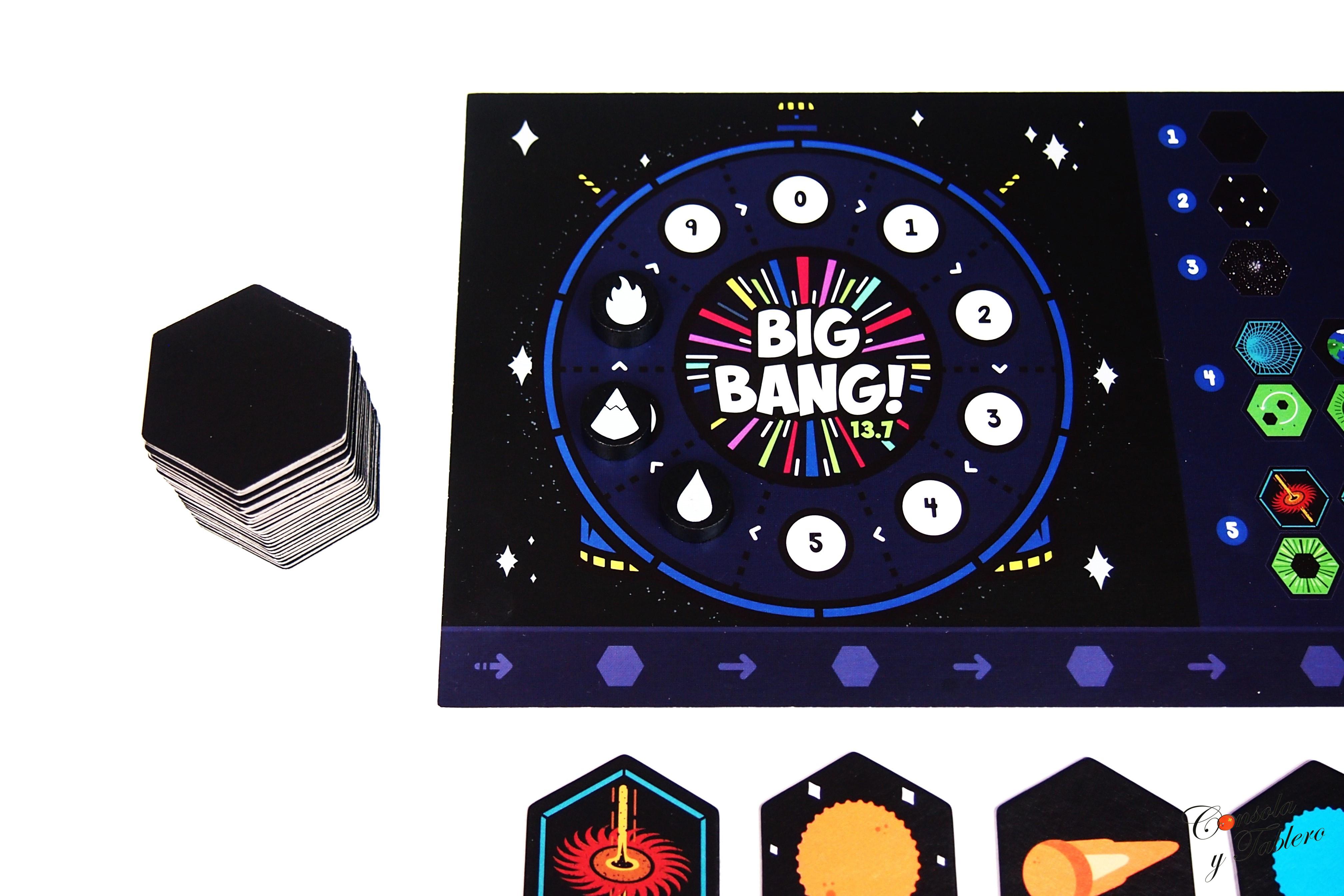 Big Bang! 13.7