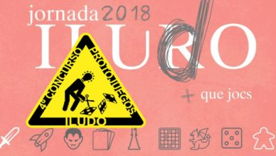 Concurso de Protojuegos ILUDO 2018