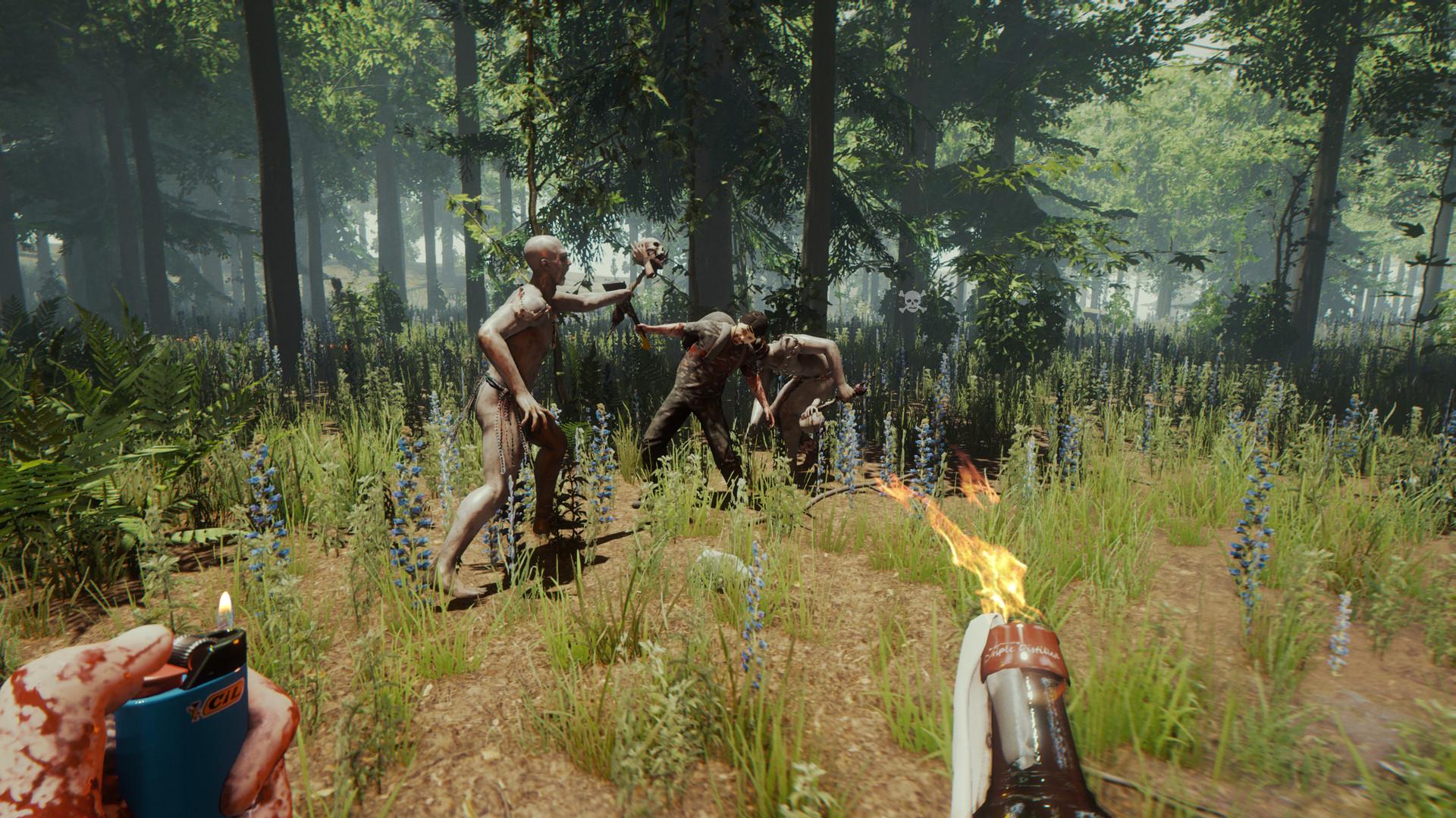 The Forest pone fecha a su versión completa • Consola y Tablero