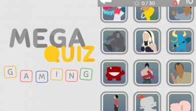 Mega Quiz Gaming 2K18